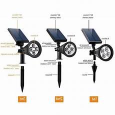 Urpower Solar Lights Urpower Solar Lights 2 In 1 Solar Powered 4 Led