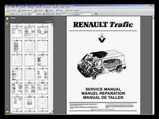 Renault Trafic I Manual De Taller Service Manual
