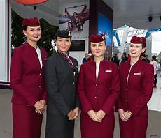 qatar cabin crew qatar airways cabin crew recruitment event davao