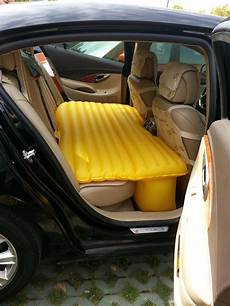 new travel air mattress heavy duty back seat