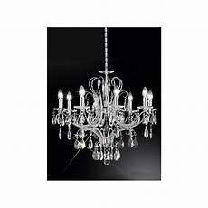 Multi Cord Light Fitting 8 Light Multi Arm Ceiling Fitting In Polished Chrome