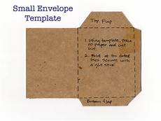 Small Envelope Indigo 26 How To Make Your Own Stationary Envelopes