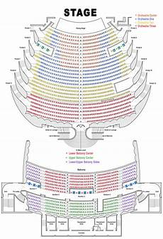 Tilles Center Seating Chart Seating Chart And Views Broadway Theatre League Of Huntsville