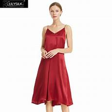 womens summer clothes clearance lilysilk dress clothes summer silk cami 22mm