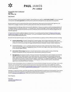 Public Policy Cover Letters Paul Clark Social Media Cover Letter By Paul Clark Via