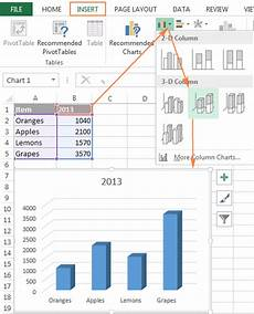 Create A Chart In Excel How To Create A Chart In Excel From Multiple Sheets