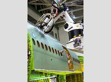 Boeing revs up robots for 777X in Everett factory, signals