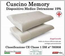 memory cuscino cuscino memory mediform presidio medico fodera