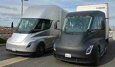 2019 Tesla Truck by Tesla Semi Truck Should Start Production In 2019