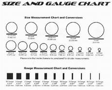 ear mm size chart size chart for gauged earrings western bohemian western