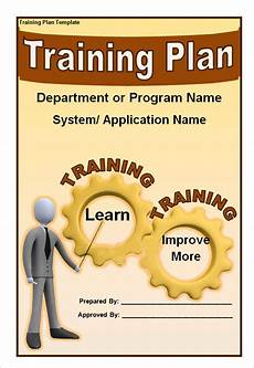 Training Invitation Template Free 22 Sample Training Plan Templates In Google Docs