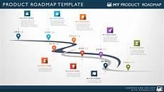Program Roadmap Template Eight Phase Software Planning Timeline Roadmap Powerpoint