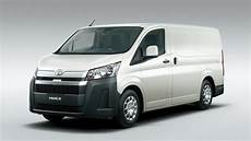 toyota hiace 2019 toyota hiace 2019 pricing and spec confirmed car news
