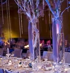 winter wonderland centerpiece bridal ideas winter