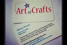 Home Made Buisness Cards Art Of Crafts New Business Cards Paperblog