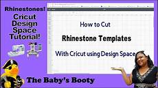 How To Make Template How To Cut A Rhinestone Template With Cricut Design Space