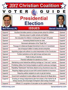 2012 Republican Presidential Candidates Comparison Chart Metro Praise Int L Blog God S Heart For The United States