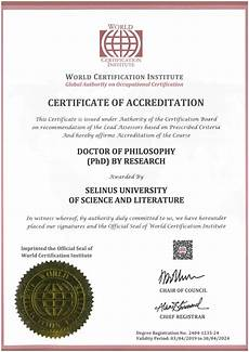 Ph D Degree Philosophy Doctor Ph D Degree By Research Via Distance