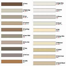 Laticrete 1600 Unsanded Grout Color Chart Laticrete Permacolor