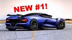 top 10 fastest cars in the world 2019 1 may surprise you