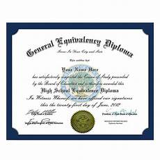 Ged Certificate Template Ged Diploma Personalized Novelty Diplomas Authentic