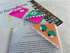 Make A Bookmarker Monster Corner Bookmark 183 How To Make A Paper Bookmark