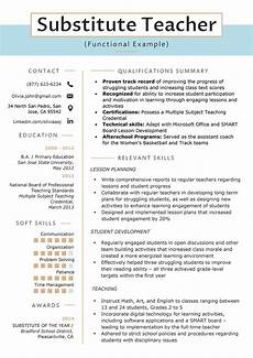 How To Build A Functional Resumes Functional Resume Template Templatedose Com