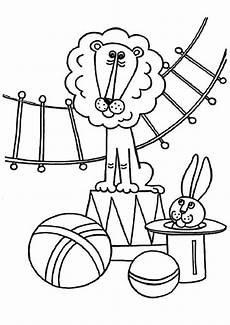 Bilder Zum Ausmalen Zirkus Ausmallbilder Zirkus 10 Ausmalbilder Malvorlagen