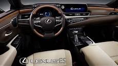 Lexus Es 2020 Interior by 2019 Lexus Es Interior