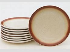 Western Dinnerware Patterns & American Limoges Trillium