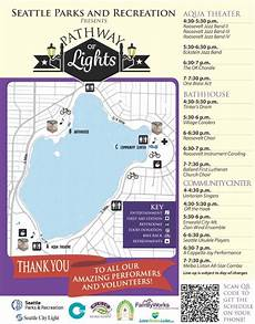 Green Lake Pathway Of Lights 2017 Pathway Of Lights Returns To Green Lake On Saturday Dec