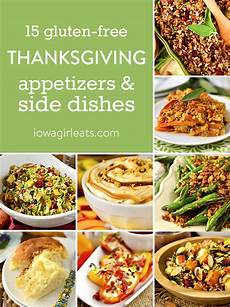 15 gluten free thanksgiving appetizers and side dishes