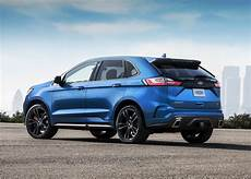 Ford Edge 2020 by 2020 Ford Edge St Price Features Usa Suv