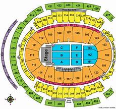 Square Garden Seating Chart With Rows Square Garden Tickets