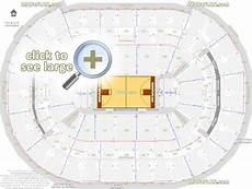 Washington Wizards Seating Chart With Rows Washington Dc Verizon Center Seat Numbers Detailed Seating