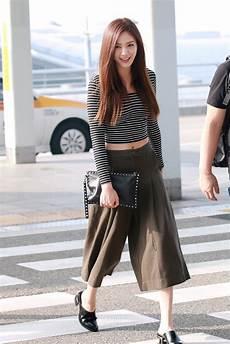 nana s stylish airport fashion daily k pop news