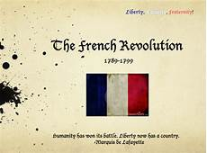 French Revolution Powerpoint Powerpoint Assignment The French Revolution