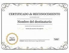 Formato Reconocimiento Empleado Del Mes Certificado De Reconocimiento