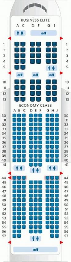 United Airlines Seating Chart 777 International 777 Boeing Seating Chart British Airways Www
