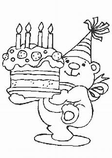 Ausmalbilder Geburtstag Kinder Ausmalbilder Geburtstag 12 Ausmalbilder Zum Ausdrucken