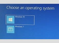 How to Remove Windows 10 Boot Loader and Go Back to