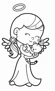 Kinder Malvorlagen Engel Ausmalbilder Engel Kostenlos Malvorlagen Zum Ausdrucken