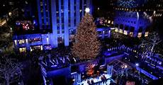 Christmas Lights Minnesota 2018 2018 Rockefeller Center Christmas Tree Lighting Watch