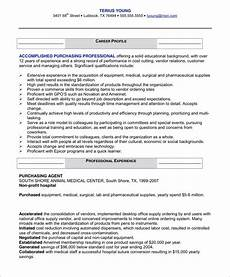 Purchase Agent Resume Purchasing Manager Free Resume Samples Blue Sky Resumes