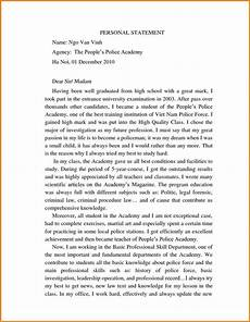 High School Sample Essay 020 Phd Personal Statement Examples College Essay Example