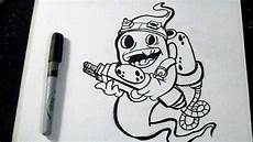 comment dessiner un fant 244 me graffiti