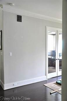 Very Light Gray Walls Honey We Re Home Sw Agreeable Beige Grey Wall Color