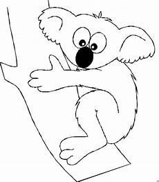 Malvorlagen Comic Con Koala Am Baum Ausmalbild Malvorlage Comics