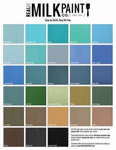 Paint Chart Real Milk Paint Color Chart Real Milk Paint
