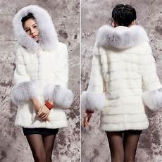winter fur coats for ulla mwoiiowm 2018 winter s jackets warm thick fox fur